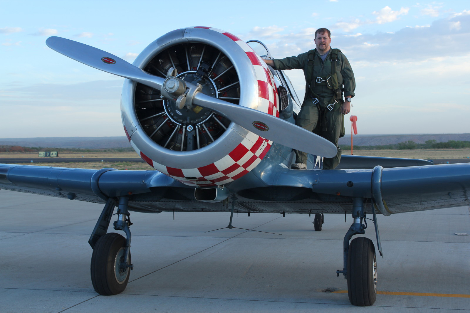 My Flight Blog T 6 Texan Archives